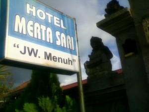 Hotel Merta Sari