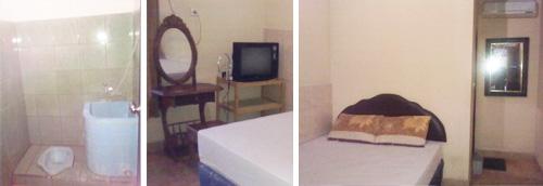 Kamar Hotel Dewik Tipe II